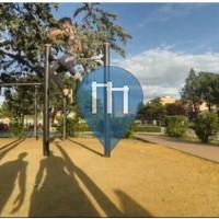 Ciudad Real - Calisthenics Geräte - Calle Sol - Prodludic