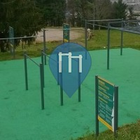 St.Etienne - Calisthenics Park - Parc de Montreynaud