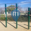 San Jose - Outdoor Pull Up Bars - Backesto Park