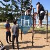Iquique - Street Workout Equipment - Barras Arturo Prat