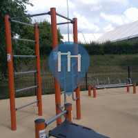 Châteauroux - Outdoor Gym - Belle Isle Chateauroux