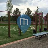 Pirkkala - Gimnasio al aire libre - Lappset