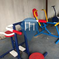 Воркаут площадка - Муеанг-Чиангмай - Kampang Din Soi 1 Rd - Barspuds