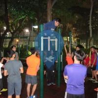 Hong Kong - 徒手健身公园 - Victoria Park