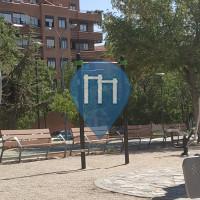 徒手健身公园 - 萨拉曼卡 - Bodyweight Fitness Parque Villar y Macias