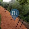 Leiderdorp - Calisthenics Park - De Bloemerd
