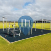 Harrisdale - Outdoor Exercise Gym - community & sporting pavilion & oval