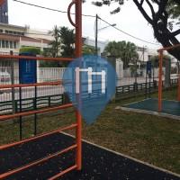 Kuala Lumpur - 户外运动健身房 - Taman Tasik Ampang Hilir Park