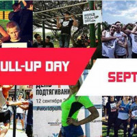BARLIONS - World Pullup Day @Olympiapark