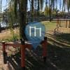 Ginásio ao ar livre - Villa Carlos Paz - Barras Calle Sabattini