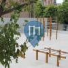 Sant Joan de Llefià - Street Workout Park - Parc del Gran Sol