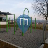 Waldburg - Воркаут площадка - Turn- u. Festhalle