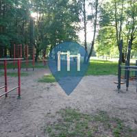 Riga - Outdoor Exercise Stations - Anniņmuižas mežs