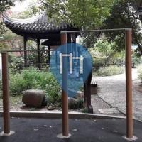 Suzhou - Parco Calisthenics - Hotel Soul
