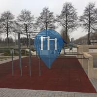 Heerenveen - Parkour Park - Sportstad Heerenveen