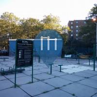 Brooklyn - Barstarzz Fitness Park - Brevoort playground