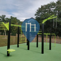 Sautron - Parco Calisthenics - Association Sportive Sautronnaise