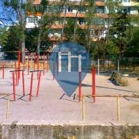 Варна - Воркаут площадка