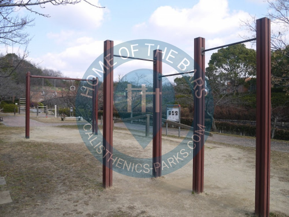 Osaka fitness corner neyagawa park japan spot