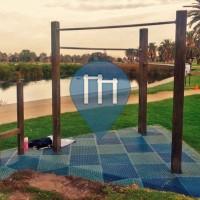 Melbourne - gimnasio al aire libre - Albert Park