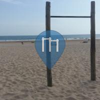 Carcavelos - Воркаут площадка - Praia de Carcavelos