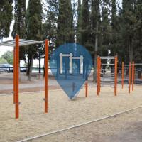 徒手健身公园 - 吕内勒 - Street Workout Petits Pins