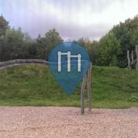 Erkelenz - Parcours Sportif  - Waldspielplatz