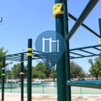 Getafe - Street Workout Park  - Alonso de Mendoza