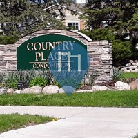 Exercise Park - Northville - Country Places Condominiums Playground, Novi, Michigan