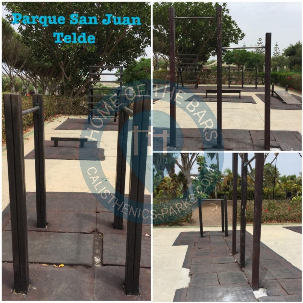 Usuarios cerca de telde gimnasio al aire libre parque for Gimnasio telde