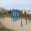 Žiar nad Hronom - Street Workout Park - Hurbanova