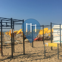 Lido di Jesolo - Calisthenics Equipment - Beach