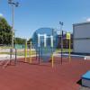 Straubing - Calisthenics Park - Donausportzentrum Peterswöhrd