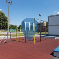 Штраубинг - Воркаут площадка - Donausportzentrum Peterswöhrd