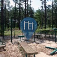 Cordele - Outdoor Fitnessstudio – Veterans Memorial State Park