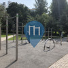 Moscow - Outdoor Gym - Taganski
