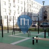 Soisy-sous-Montmorency - Street Workout Park - Kenguru.PRO