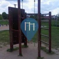 Białystok - Workout Park - Zachodnia