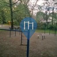 Le Mans - Street Workout Park - Parc de Banjan