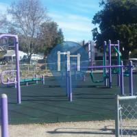San Luis Obispo - Воркаут площадка - Emerson Park