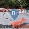 Riga - Parc Street Workout - Grizinkalns