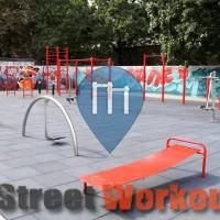 Riga - Parque Street Workout - Grizinkalns