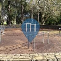 Auckland - Calisthenics Park - Cornwall Park