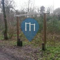 Ratingen-LIntorf - Fitness Trail - Oberbusch