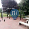 乌高-米拉瓦列斯 - 徒手健身公园 - Parque de calistenia Ugao