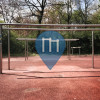 Darmstadt - Calisthenics Equipment - Sportplatz