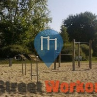 Augsburg - Parc Street Workout - Stadtbergen