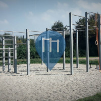 Delbrück - Calisthenics & Street Workout Park - Playparc