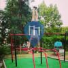 Воркаут площадка - Алессандрия - Alessandria Calisthenics Park