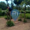 Parque Calistenia - Roma - Villa Gordiani
